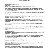 Trustee Minutes June 3 2019