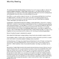 Trustee Minutes May 4 2020